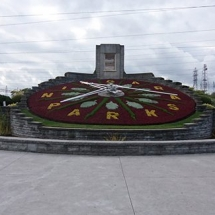 Floral Clock Niagara-Falls